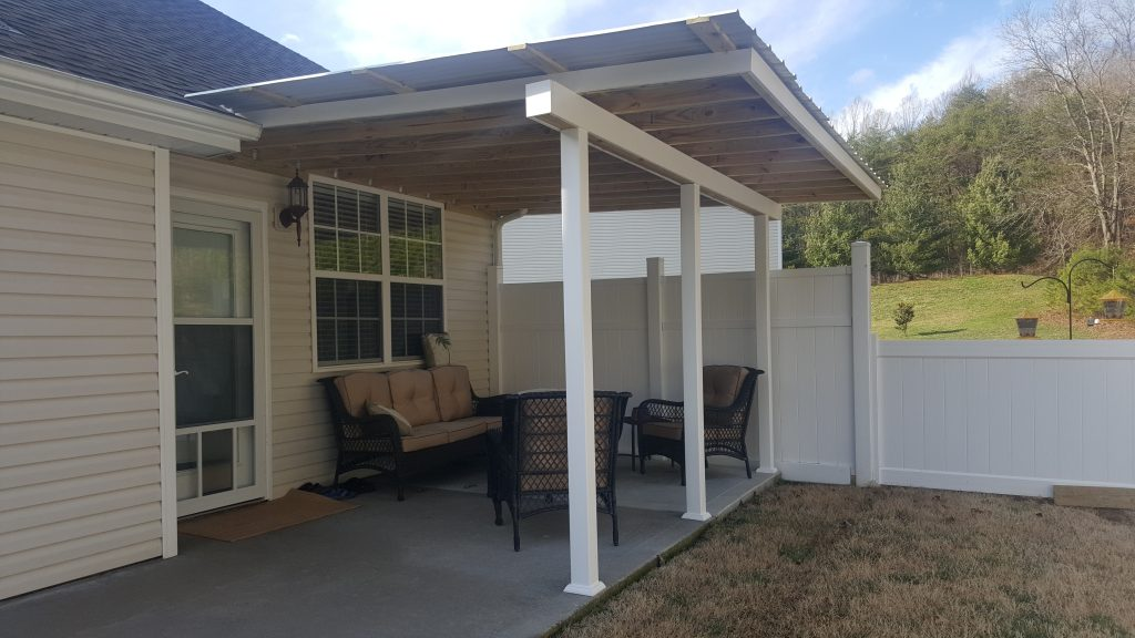 porch covering